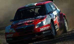 Gill Claims Rally Hokkaido