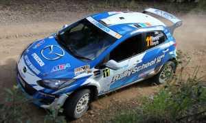 Rally Queensland 2013 - Brendan Reeves Mazda