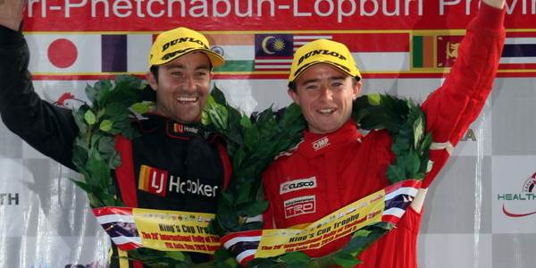 Young Wins Asia Cup
