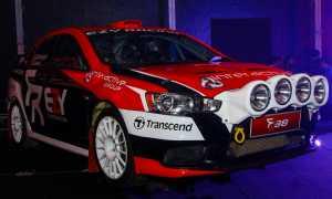 EZY Racing Mitsubishi EVO X