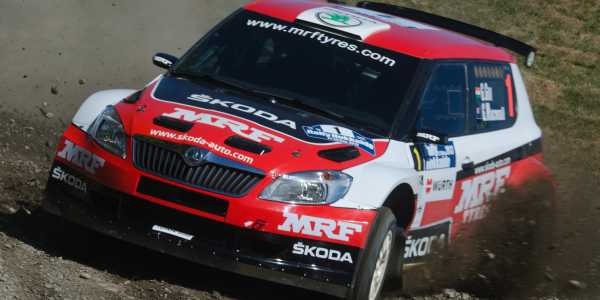 MRF Drivers Battle for Title