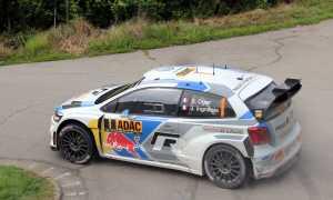 WRC Germany Sebastien Ogier