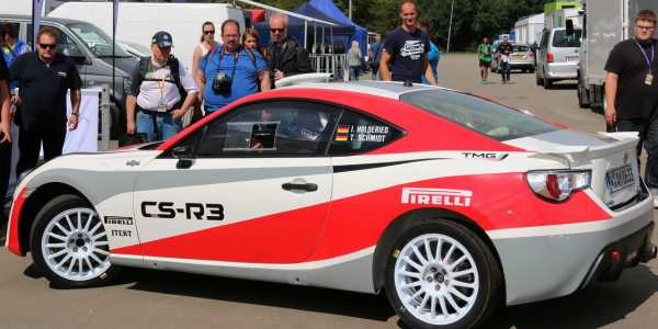 The GT86 and the APRC