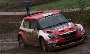 Gaurav Gill - China Rally 2014