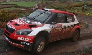 Jan Kopecky, China Rally 2014