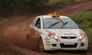 Mike Young - China Rally 2014