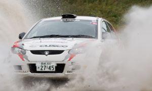 Mike Young Rally Hokkaido