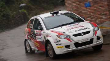Mike Young, China Rally 2014