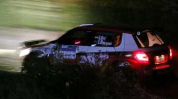 Skoda Night Rally Test