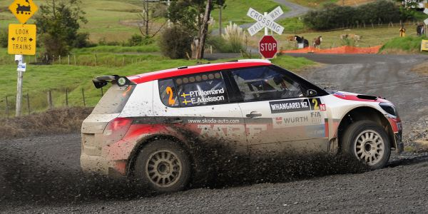 Sizzling Swede Storms Stages