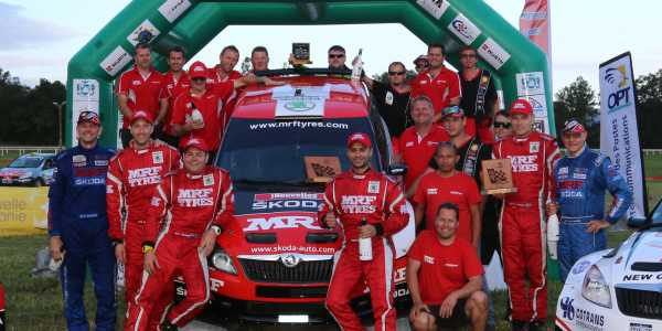 Perfect Result for MRF in New Caledonia