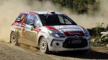 Eli Evans, Rally of Queensland 2015