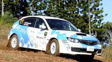 Fuyuhiko Takahashi, Rally Queensland 2015