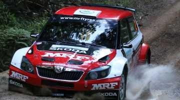 Gaurav Gill,, Rally Queensland 2015