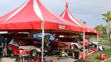 MRF Team, Rally Queensland 2015
