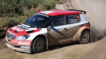 Pontus Tidemand, Rally Queensland 2015