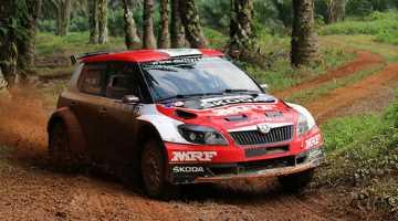 Gaurav Gill, Malaysian Rally 2014
