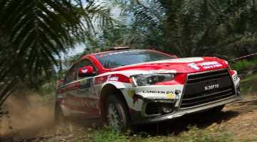 Fan Fan, Malaysian Rally 2015