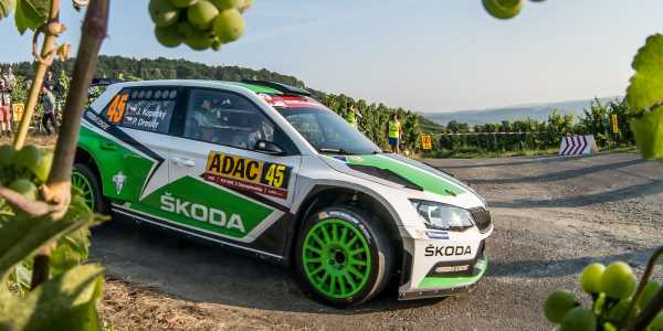 Hat-Trick for new Skoda R5