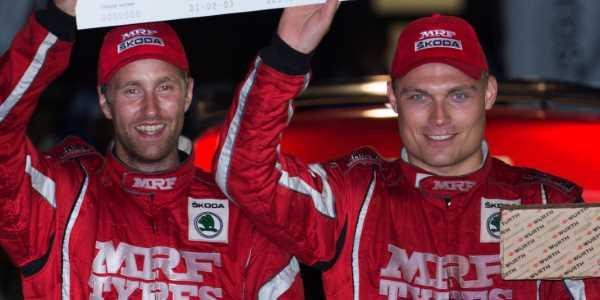 Team MRF Claims APRC Titles