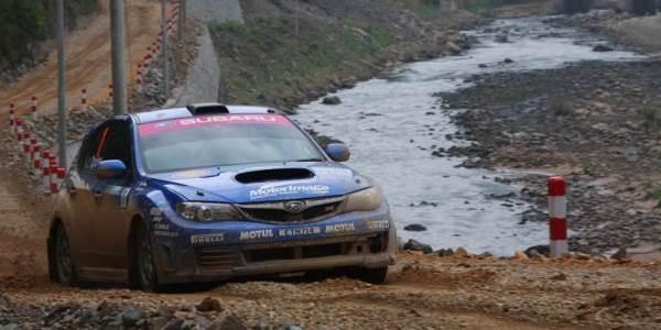 Cody Crocker, China Rally 2009
