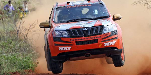 Gill and Urs Win Coffee Day Rally