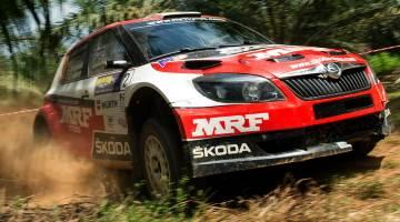 Pontus Tidemand, Malaysian Rally 2015
