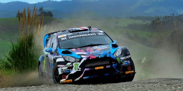 World-famous stages for New Zealand's International Rally