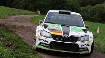 Fabian Kreim, 2015 Rallye Litermont
