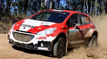 Mark Pedder, Rally Queensland 2015