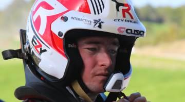 Mike Young, Rally Whangarei 2016