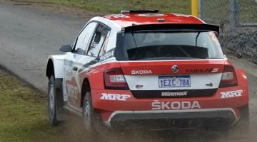 Fabian Kreim, Rally of Queensland 2016