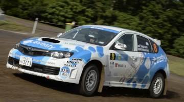 Fuyuhiko Takahashi, Rally of Queensland 2016