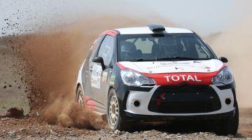 China Rally 2016