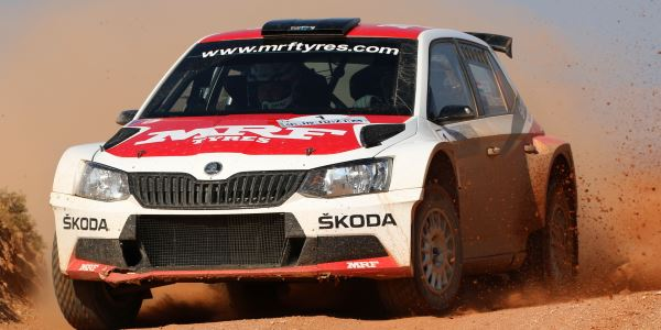 China Rally – Stohl wins, Gill extends