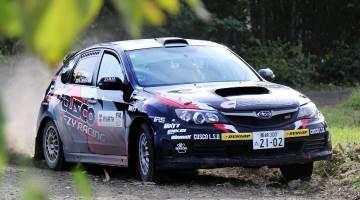 Sanjay Takale, Rally Hokkaido 2016
