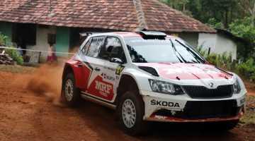 Gaurav Gill, India Rally 2016