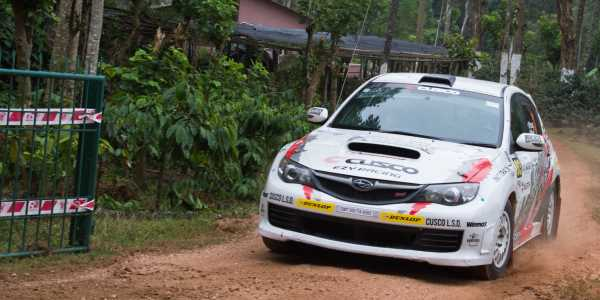 Young finishes APRC with Podium