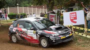 Sanjay Takale, India Rally 2016