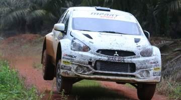 Jari Ketomaa, Malaysian Rally 2016