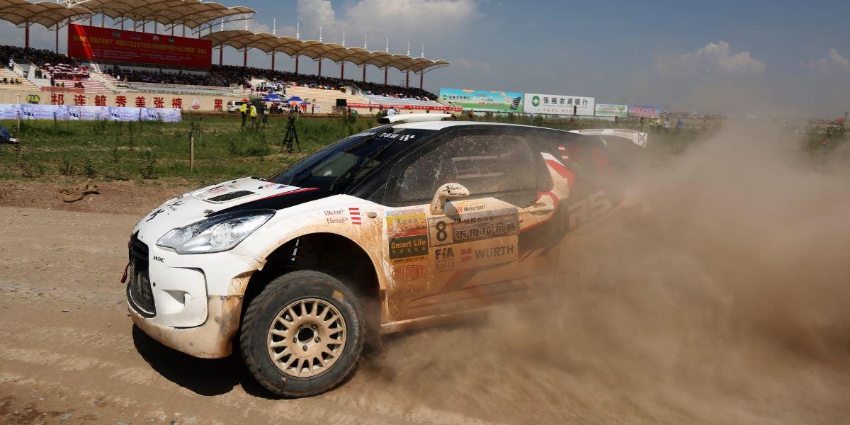 China Rally: APRC Looks to 2018