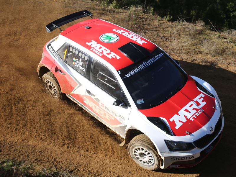 Gaurav Gill, Rally of Canberra 2017