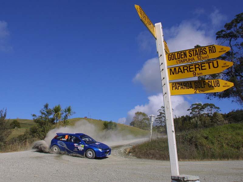 2004 Rally New Zealand
