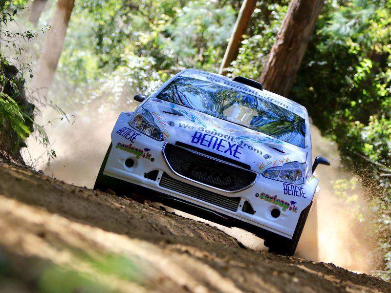 Fabio Frisiero, 2017 Rally Australia