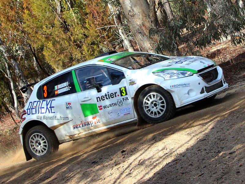 Fabio Frisiero, National Capital Rally 2018