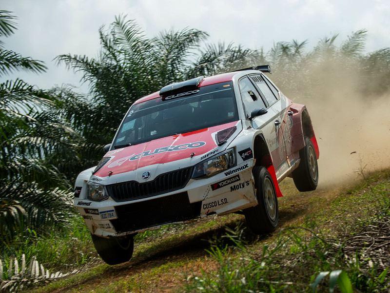 Yuya Sumiyama, Malaysia Rally 2018