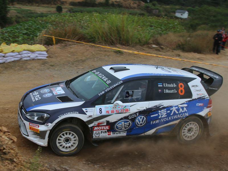 Karl Kruuda, China Rally 2018