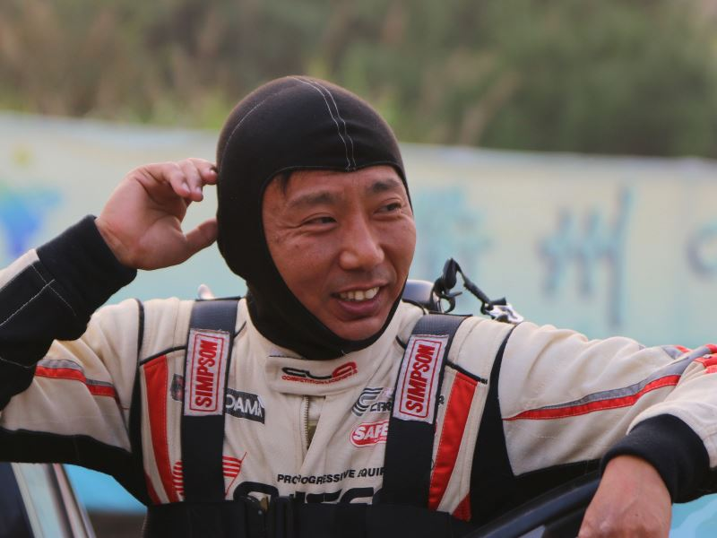 Yuya Sumiyama, China Rally 2018