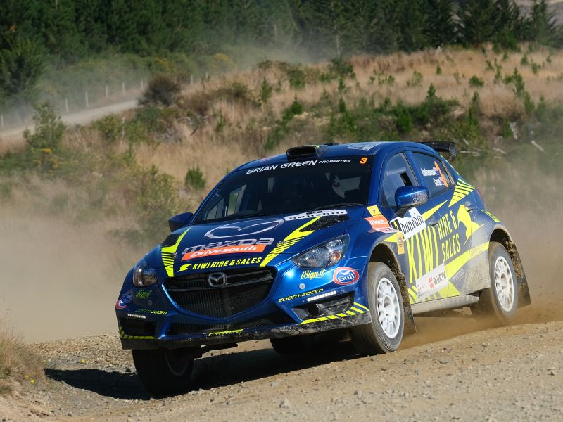 Andrew Hawkswood, Otago Rally 2019