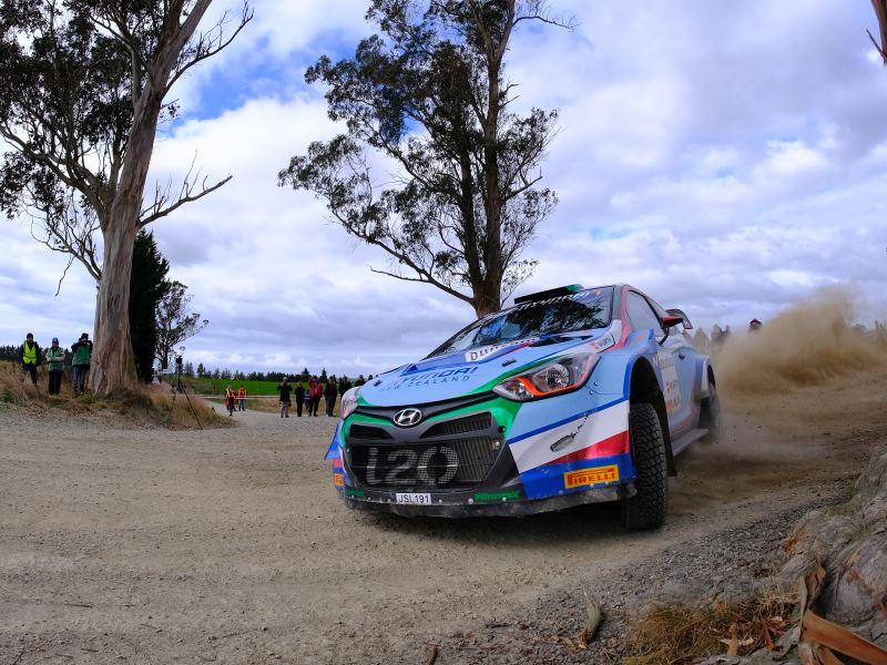 Hayden Paddon, Otago Rally 2019